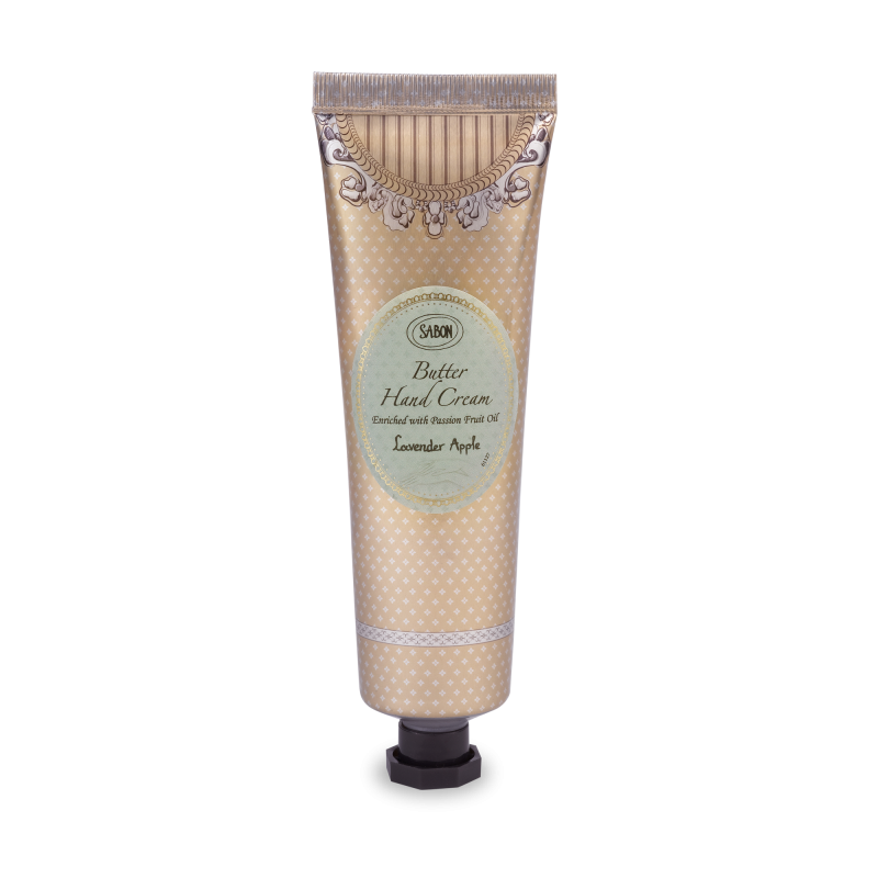 Butter Hand Cream - Lavender Apple - Sabon Singapore