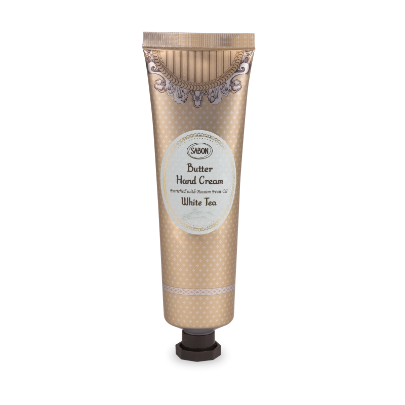 Butter Hand Cream - White Tea - Sabon Singapore