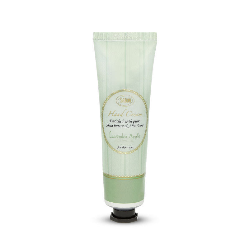 Hand Cream - Lavender Apple - Sabon Singapore