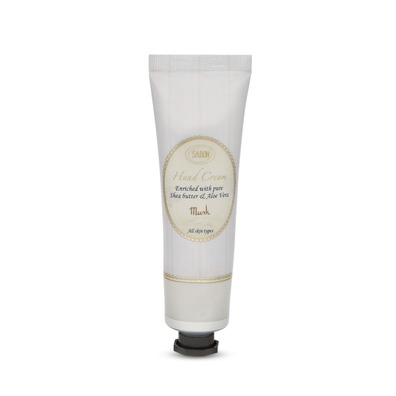 Hand Cream - Musk - Sabon Singapore