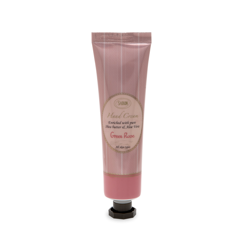 Hand Cream - Green Rose - Sabon Singapore