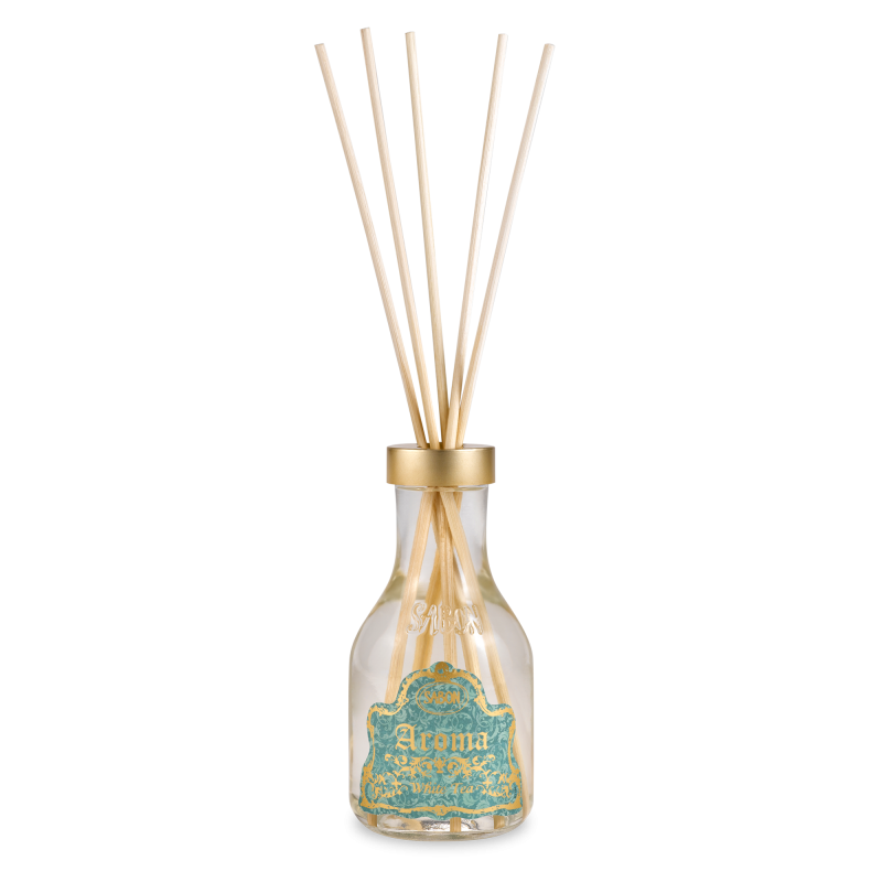 Aroma Reed Diffuser - White Tea - Sabon Singapore