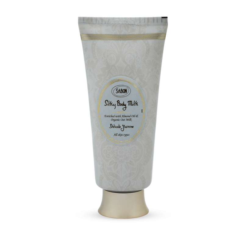 Silky Body Milk Tube - Delicate Jasmine - Sabon Singapore