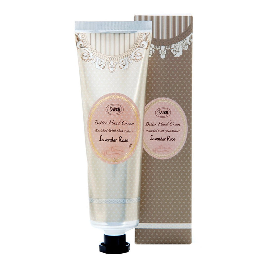 Butter Hand Cream - Lavender Rose, 75ml - Sabon Singapore