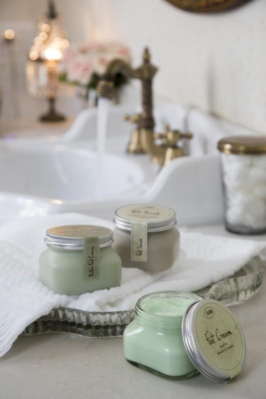 Mint Foot Scrub - Sabon Singapore