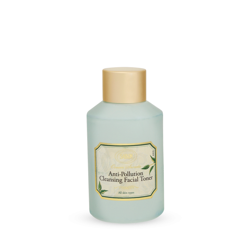 Ocean Secrets Cleansing Facial Toner, 125ml - Sabon Singapore