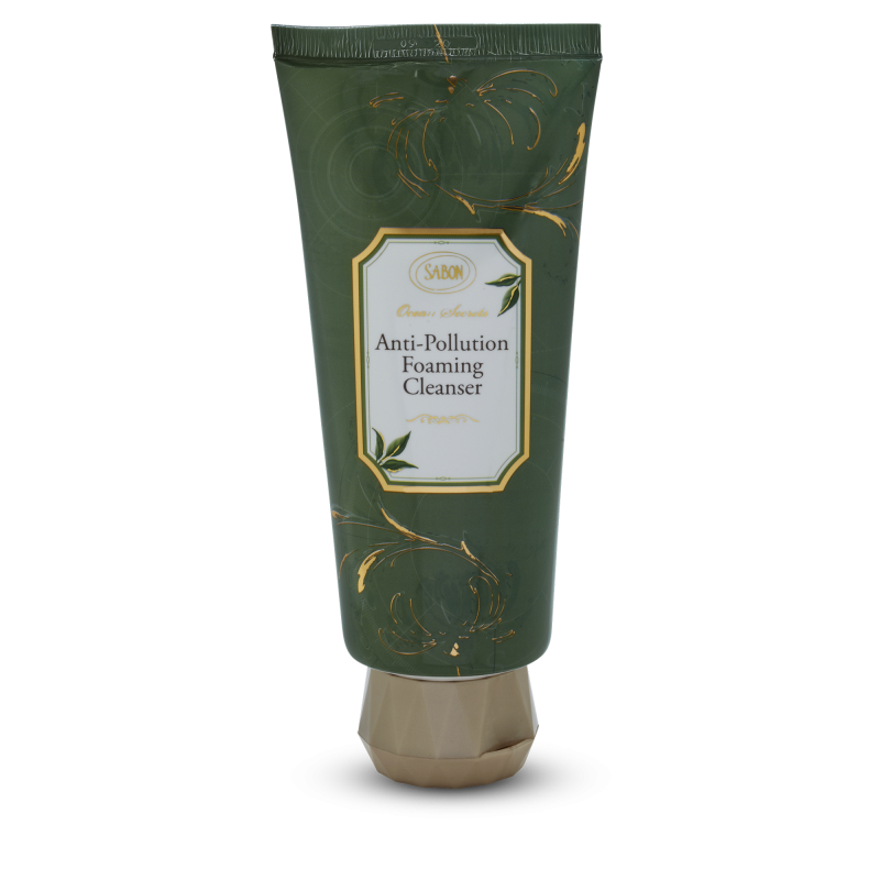 Ocean Secrets Foaming Cleanser Tube, 200ml - Sabon Singapore