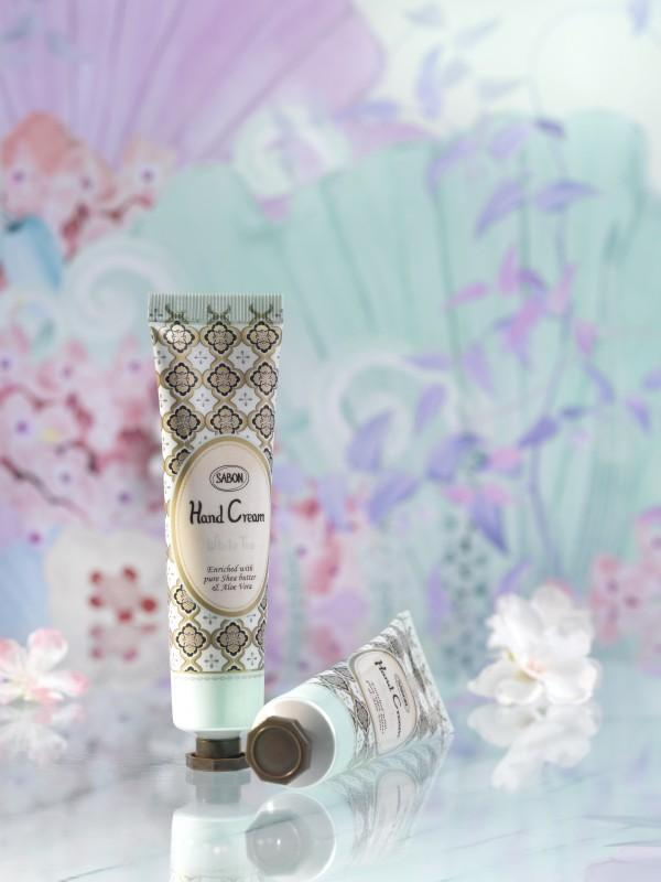 Mini Hand Cream - White Tea - Sabon Singapore
