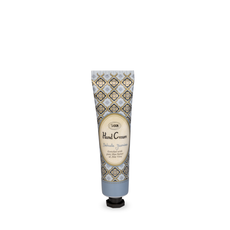 Mini Hand Cream -Delicate Jasmine - Sabon Singapore