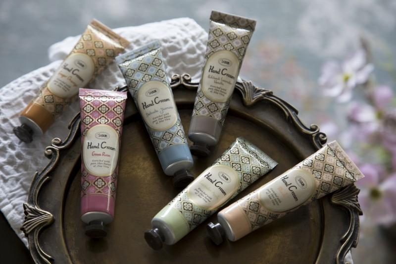 Mini Hand Cream - Patchouli Lavender Vanilla - Sabon Singapore