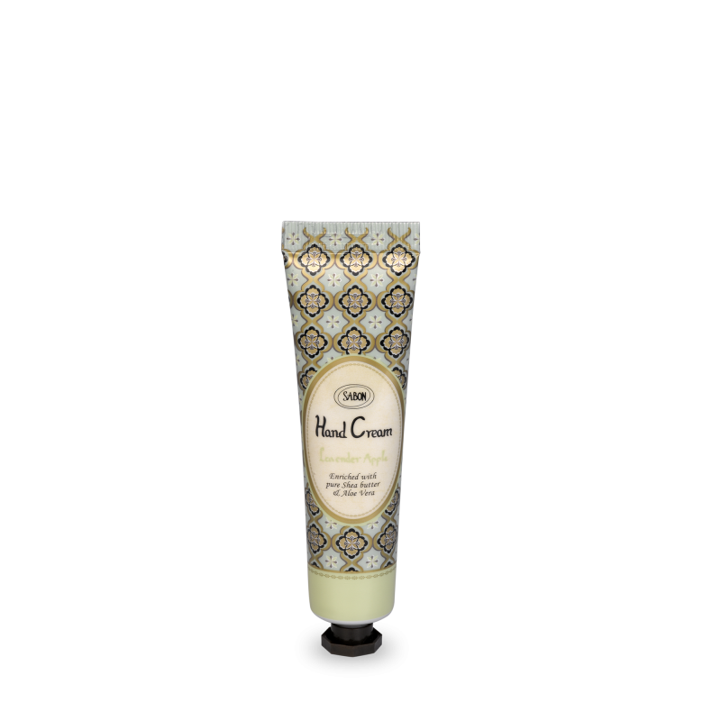 Mini Hand Cream - Lavender Apple - Sabon Singapore