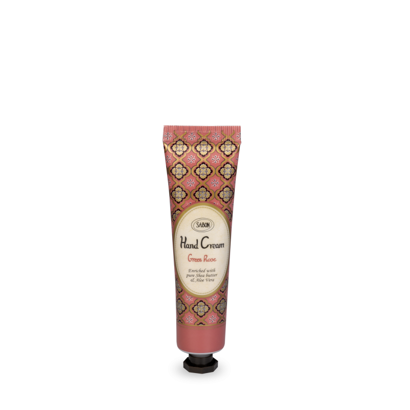 Mini Hand Cream - Green Rose - Sabon Singapore