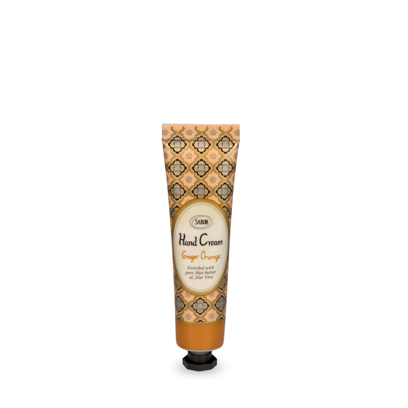 Mini Hand Cream - Ginger Orange - Sabon Singapore