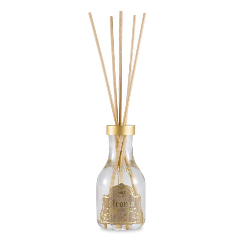 Aroma Reed Diffuser - Soft Whisper Musk - Sabon Singapore