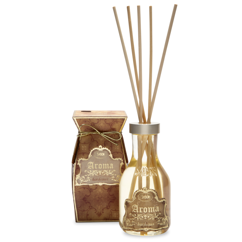 Aroma Reed Diffuser - Bordeaux - Sabon Singapore