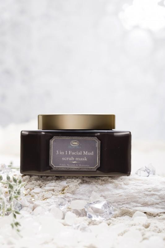 3in1 Dead Sea Facial Mud Mask - Sabon Singapore