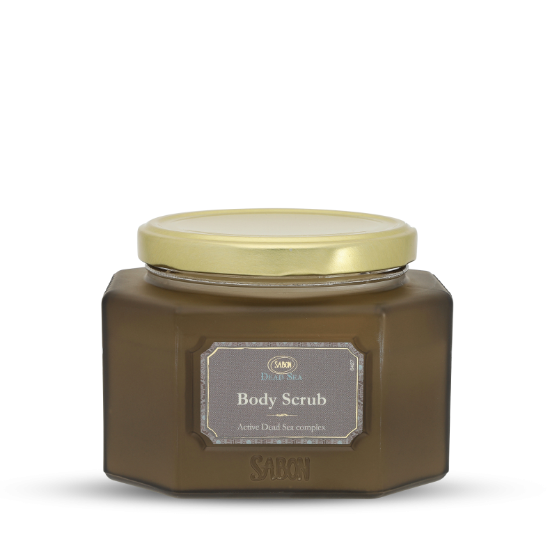 Body Scrub Large - Dead Sea - Sabon Singapore