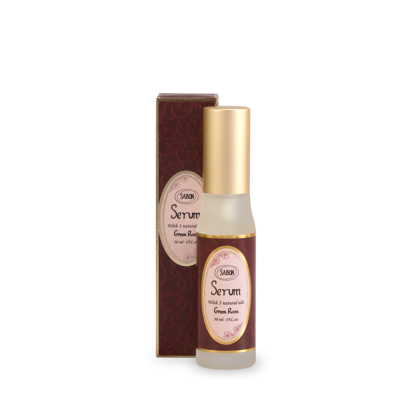 Hair Serum - Green Rose - Sabon Singapore