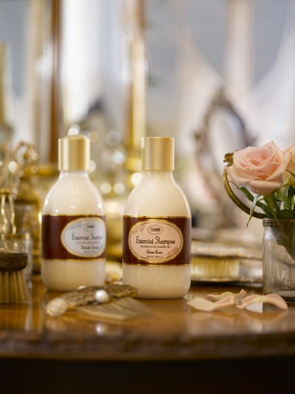 Essential Hair Shampoo - Green Rose - Sabon Singapore