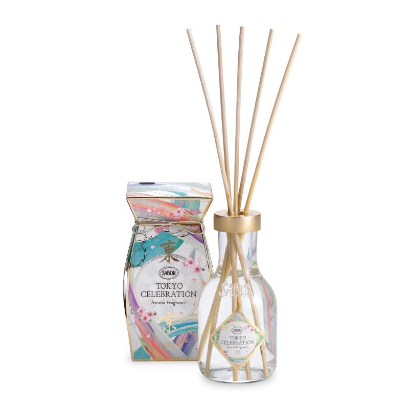Aroma Reed Diffuser - Clear Dream - Sabon Singapore