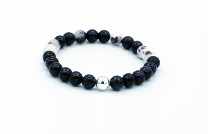 Armband Midnight blue