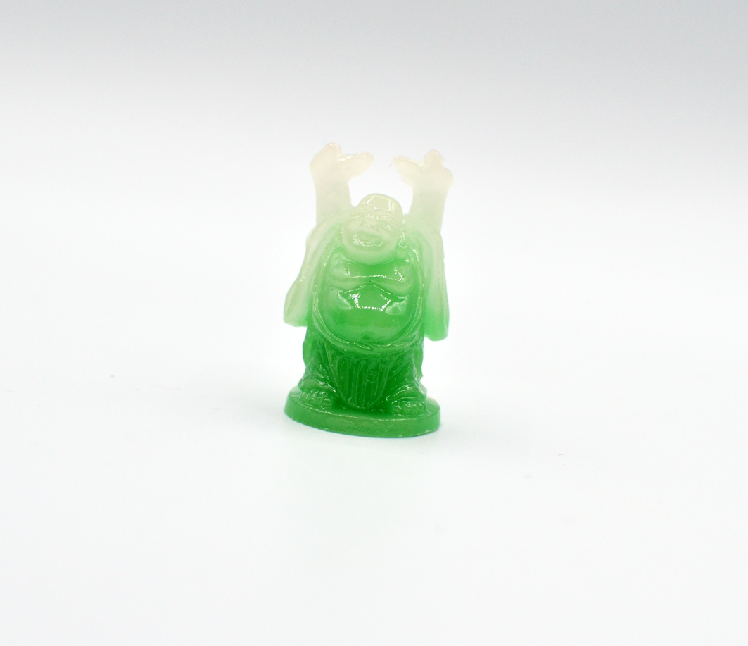 Mini boeddha jade