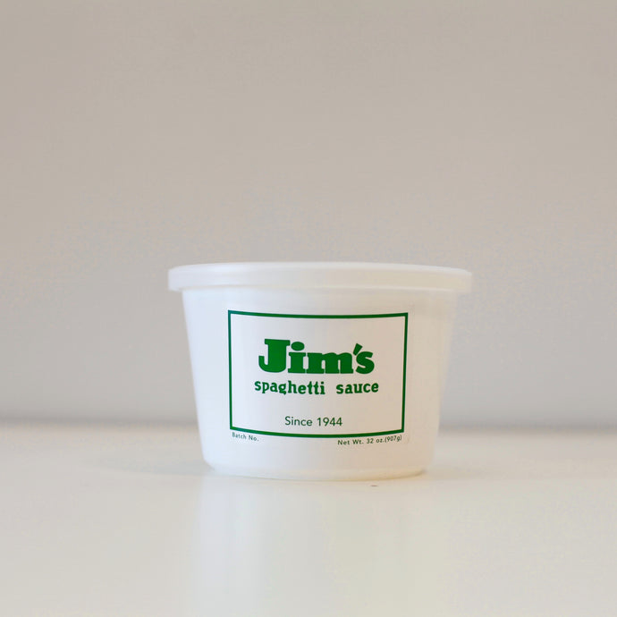 Pint of Jim's Sauce   (two servings)