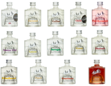 Try All one of our flavour Vodka 50ml (14 Bottles)