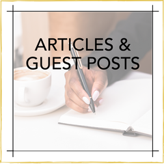 Articles & Guest Posts