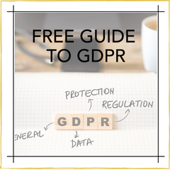 Free Guide to GDPR