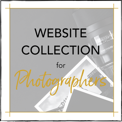 Website Collection for Photographers