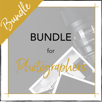 Bundle for Photographers