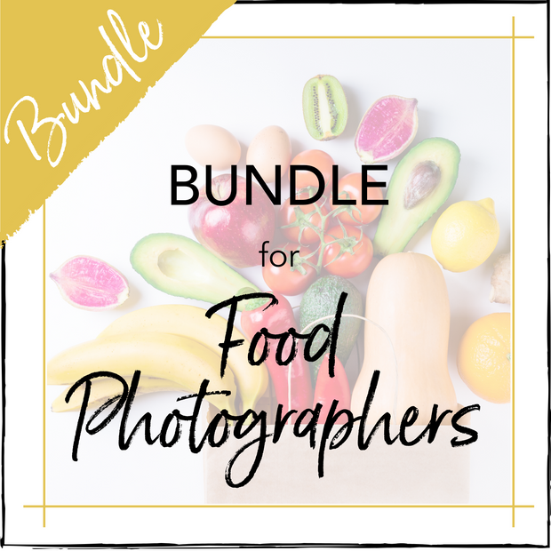 Bundle for Food Photographers