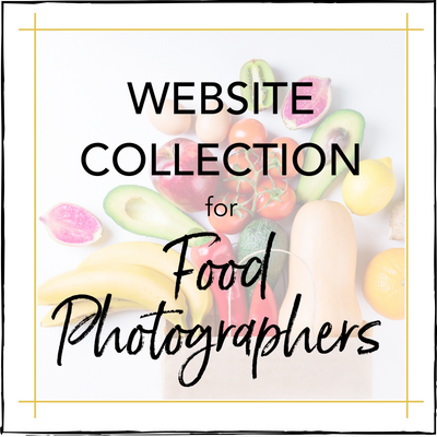 Food Photographers Website Collection