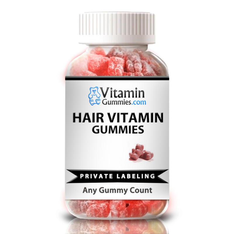 Hair Restoring Gummy Vitamin