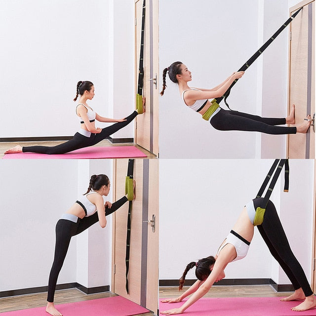 Yoga Ring Pilates Workout Fitness