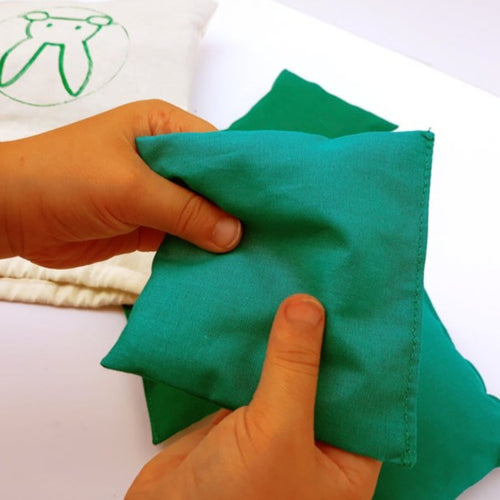 Stereognostic Sensory Bags - Handmade Montessori Sustainable Material