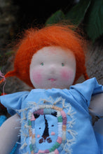 Load image into Gallery viewer, Lene Waldorf Big Doll OOAK - Unique handmade toy