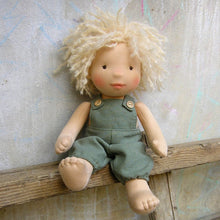 Load image into Gallery viewer, Lev Waldorf Boy Big Doll - Unique handmade toy