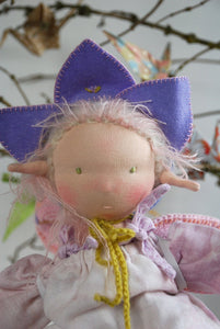 Elly Waldorf Elf Big Doll - Unique handmade toy