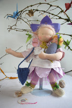 Laden Sie das Bild in den Galerie-Viewer, Elly Waldorf Elf Big Doll - Unique handmade toy