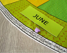 Load image into Gallery viewer, Annual Circular Calendar - Montessori Learning by Playing Materials