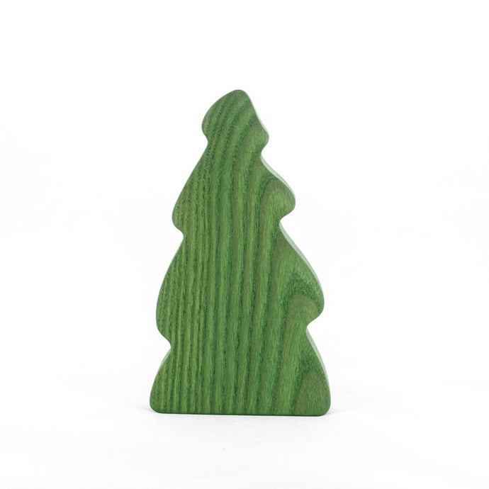 Spring Big Fir Tree - Wooden Handmade Montessori Open-ended Toy