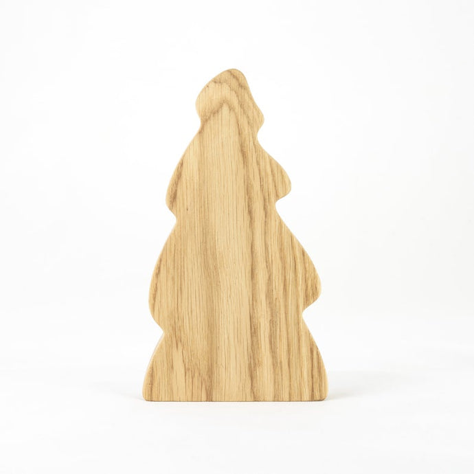 Nature Big Fir Tree - Wooden Handmade Montessori Open-ended Toy