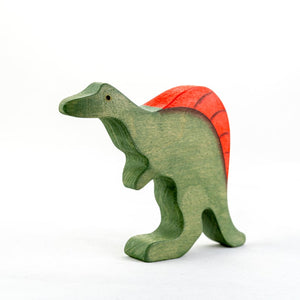 The Spinosaurus - Wooden Dinosaur Handmade Montessori Open-ended Toy