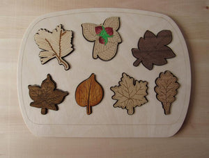 Leaves Puzzle