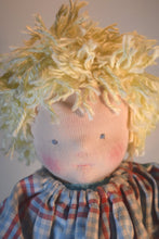 Load image into Gallery viewer, Piet Waldorf Big Doll OOAK - Unique handmade toy