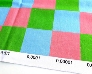 Decimal Checkerboard Mat - Montessori Mathematics Learning by Playing Materials