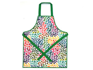 Montessori Rainbow Drops Apron