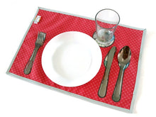 Load image into Gallery viewer, Montessori Balloons Table Setting Placemat - Practical Life Material